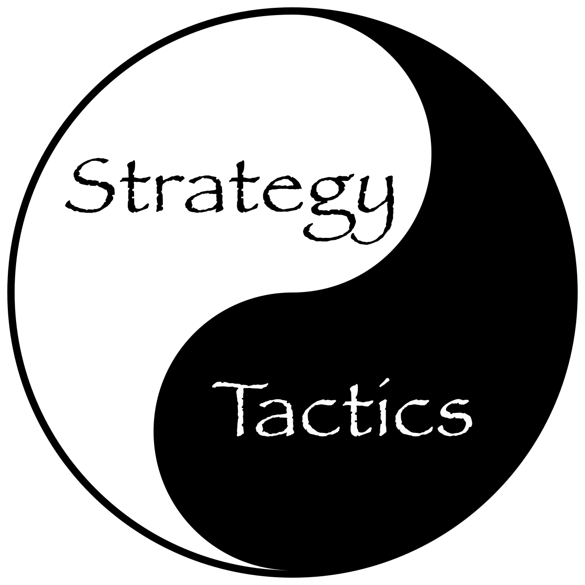 marketing strategy vs tactics