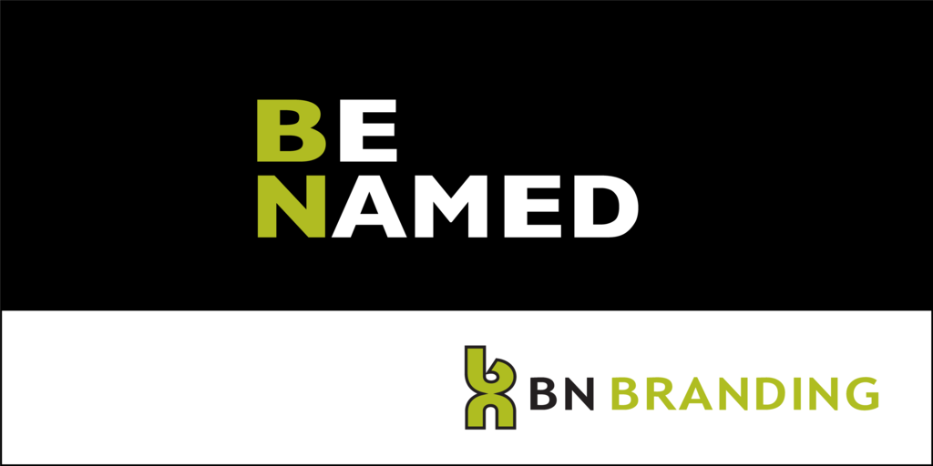 naming your company BN Branding