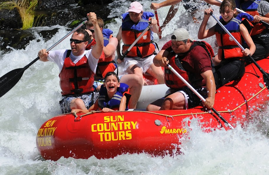 marketing strategy rafting the deschutes