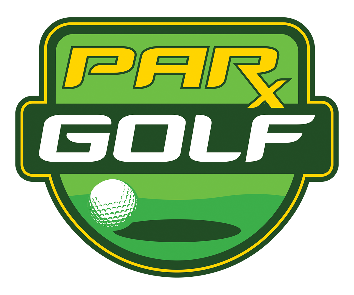 Parscription Golf brand ID