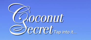 Coconut Secret logotype and tagline by BNBranding