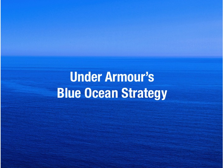 Under Armour marketing strategy on the brand insight blog