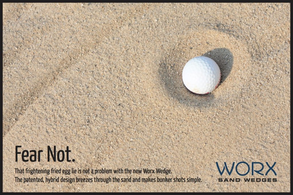 Golf industry branding by BNBranding. Advertising, marketing and branding services for the golf industry