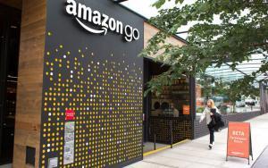 retail marketing Amazon Go store