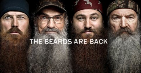 brand personality of the Duck Dynasty brand on the brand insight blog