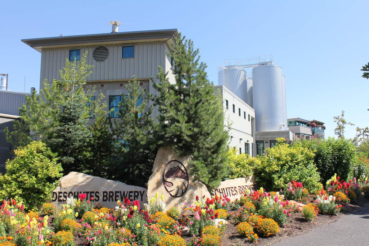 bend branding firm blog post about Deschutes Brewing