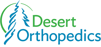 Print advertising for Desert Orthopedics by BNBranding