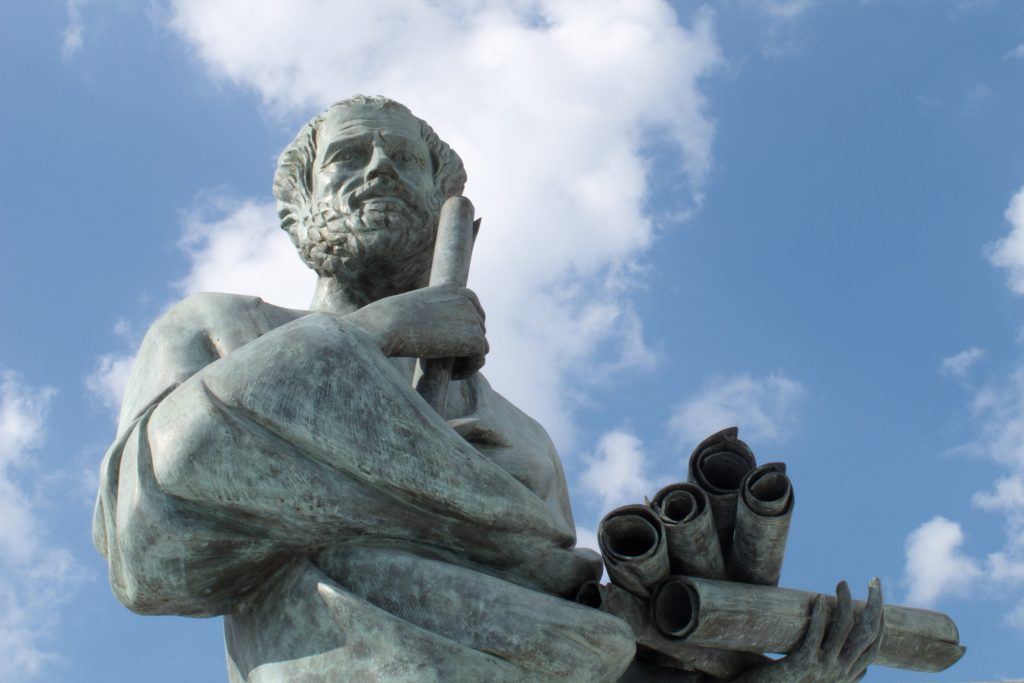 the ancient proven path to marketing success - Aristotle